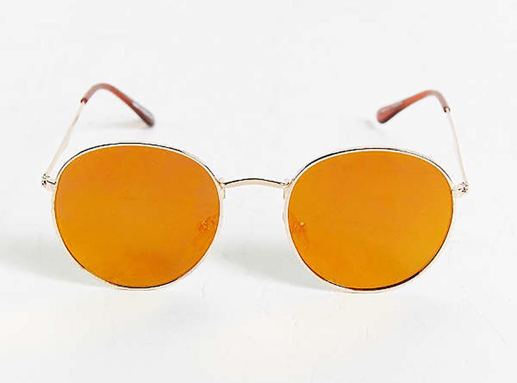 orange tinted glasses higher energy