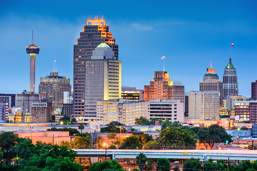 San Antonio, happiest cities, drunkest cities, fattest cities, best cities to buy a mansion, flip a house, rent, property, tax friendly cities