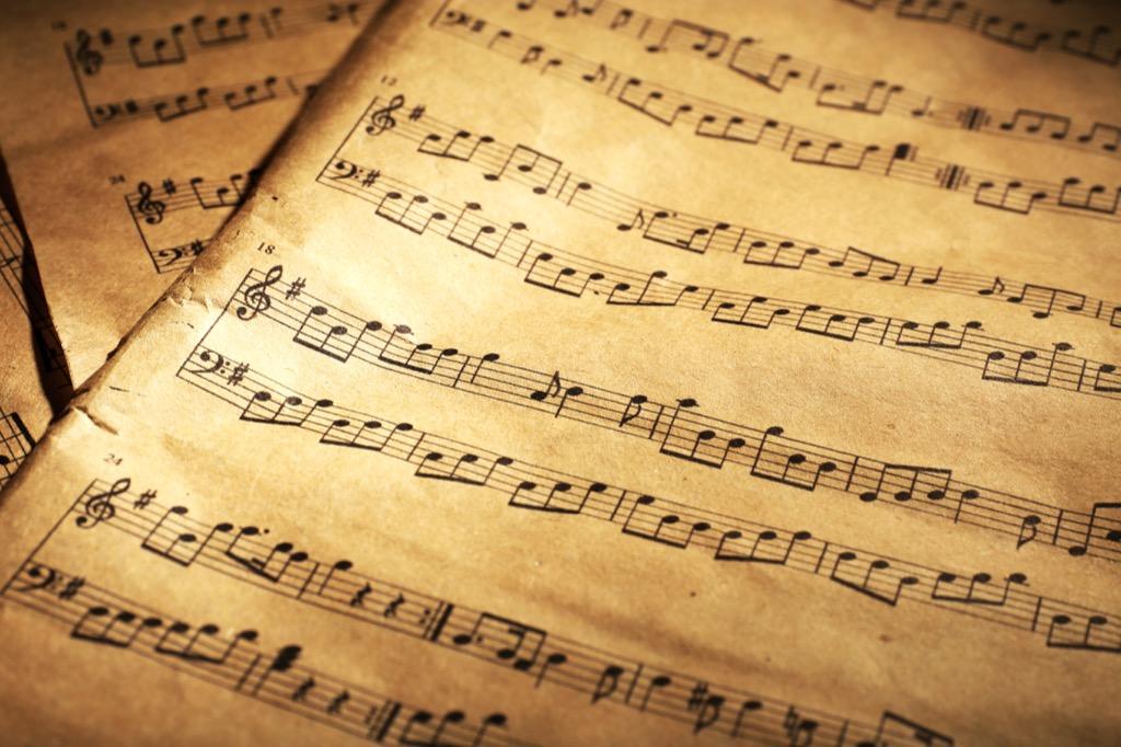 sheet music geniuses