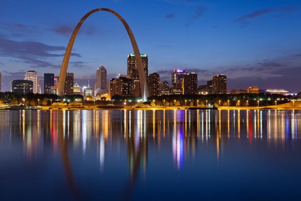 St. Louis, happiest cities, drunkest cities, fittest cities, best singles scenes