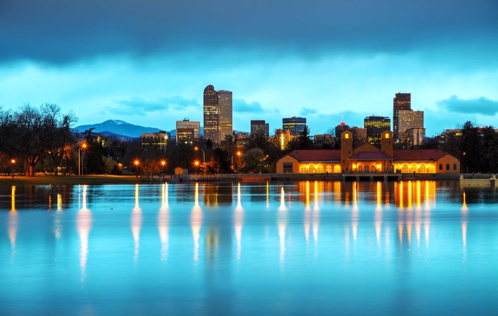 Denver, happiest cities, drunkest cities, fittest cities, best singles scenes