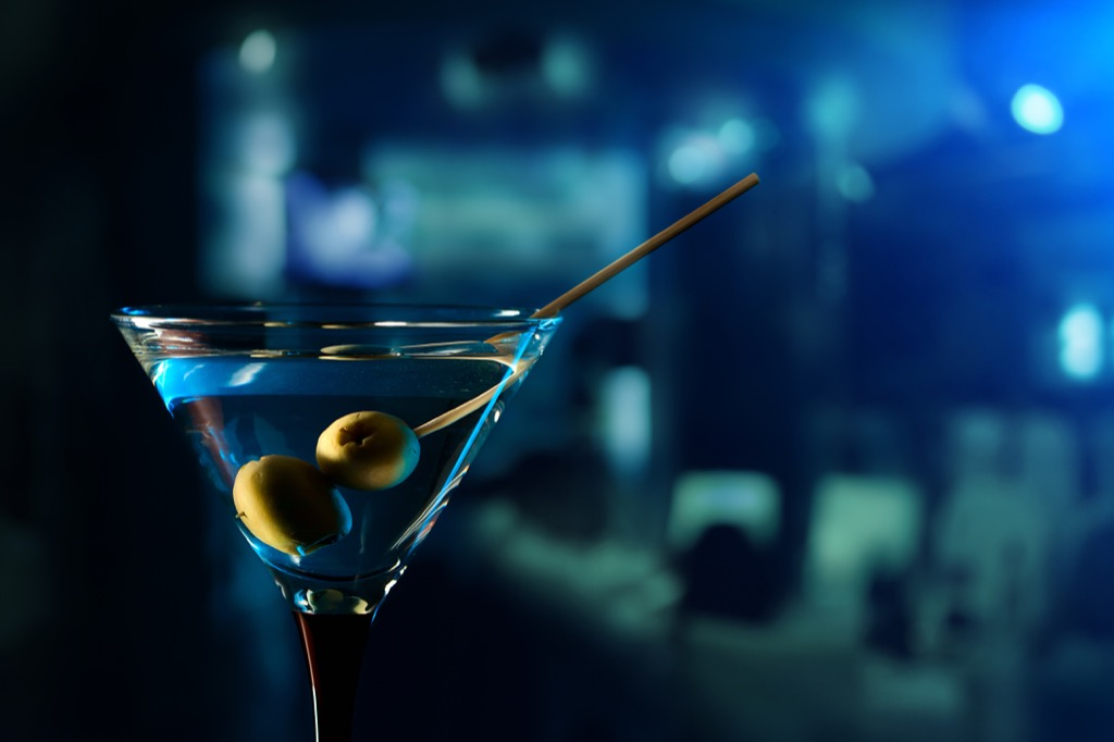 martini simple cocktails airport secrets