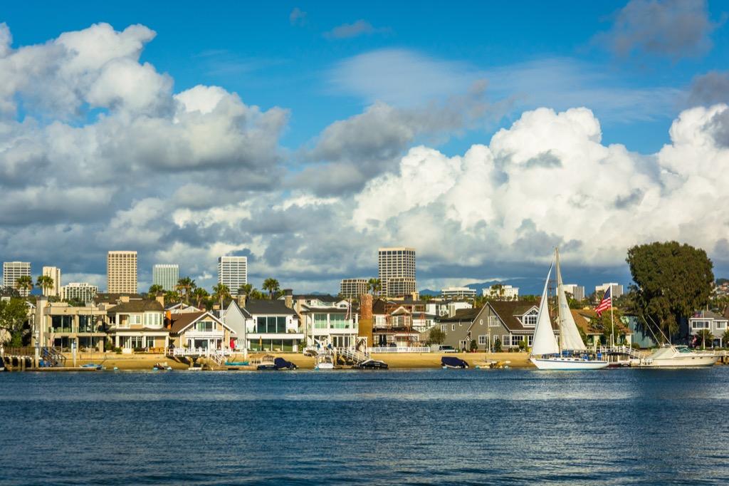 Irvine, happiest cities, longest-living cities, fittest cities, healthiest cities