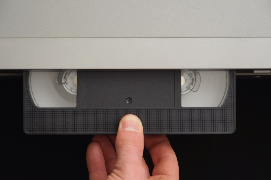 Obsolete, VCR