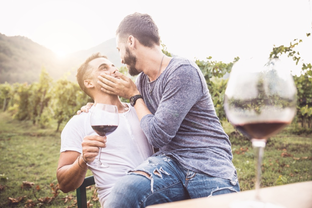 Gay guys, homosexuality, healthy sex after 40