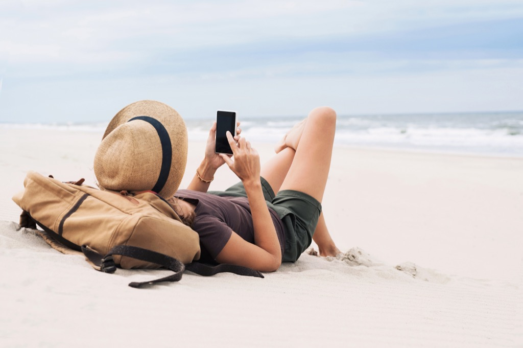 using your vacation days can make you instantly happy