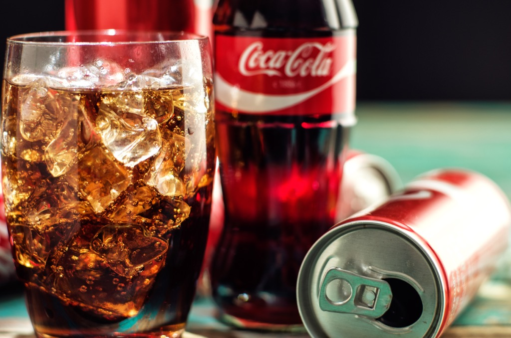 Coca Cola is one of the most admired companies in America