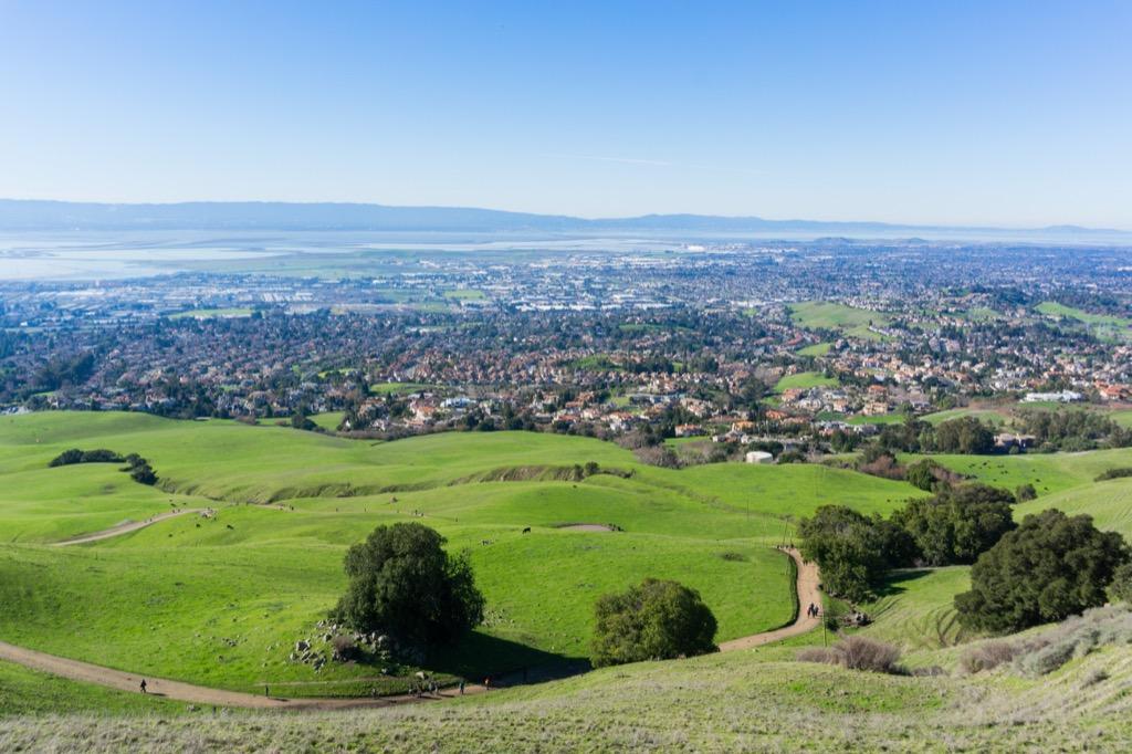 Fremont, happiest cities, fittest cities, longest-living cities, healthiest cities
