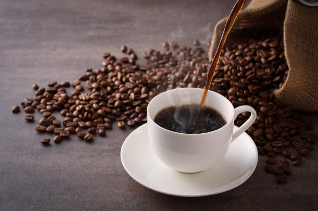Coffee, scandalous