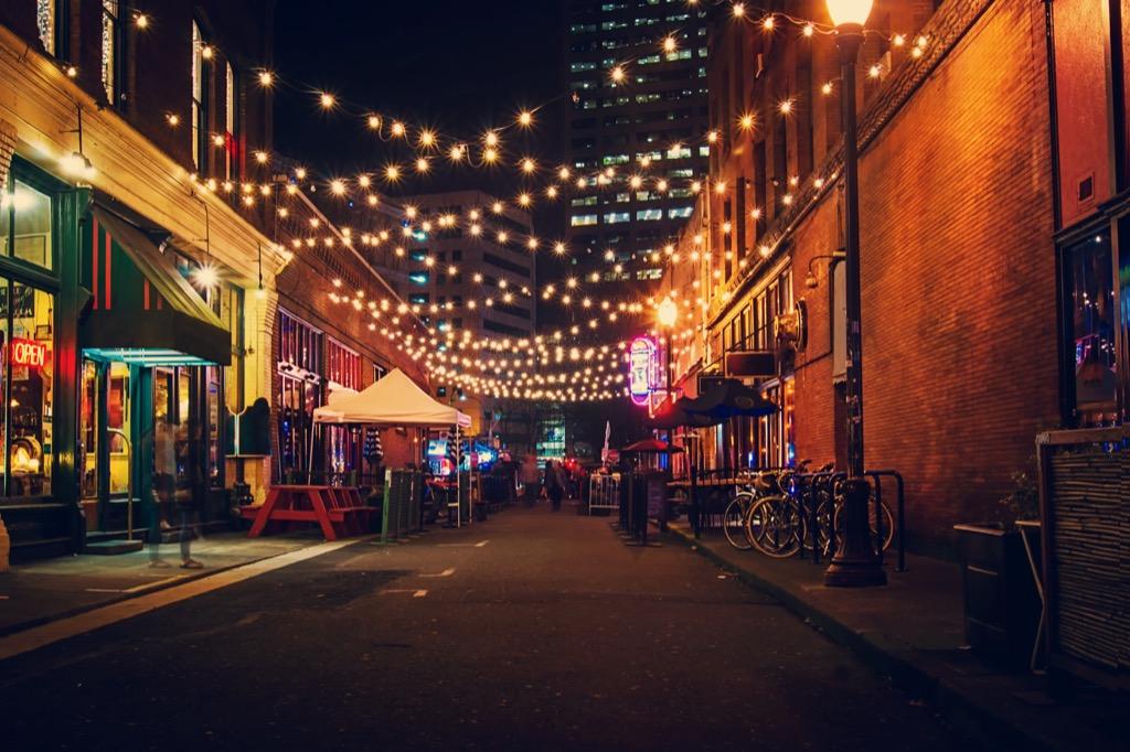 Portland, happiest cities, drunkest cities, fittest cities, healthiest cities, best singles scenes