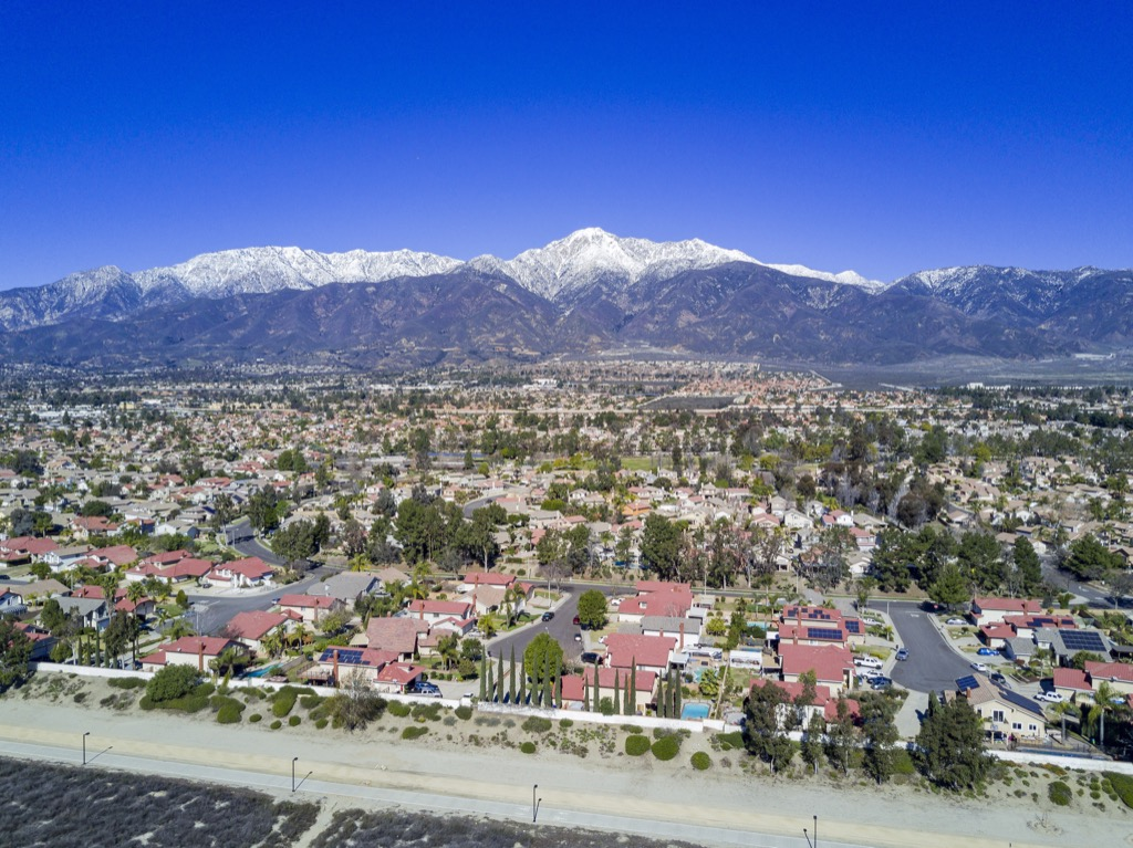 Rancho Cucamonga, happiest cities, fittest cities, healthiest cities