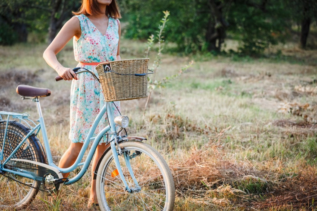 Bicycle, scandalous