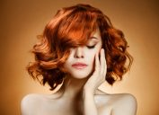 hair cuts and colors rich red