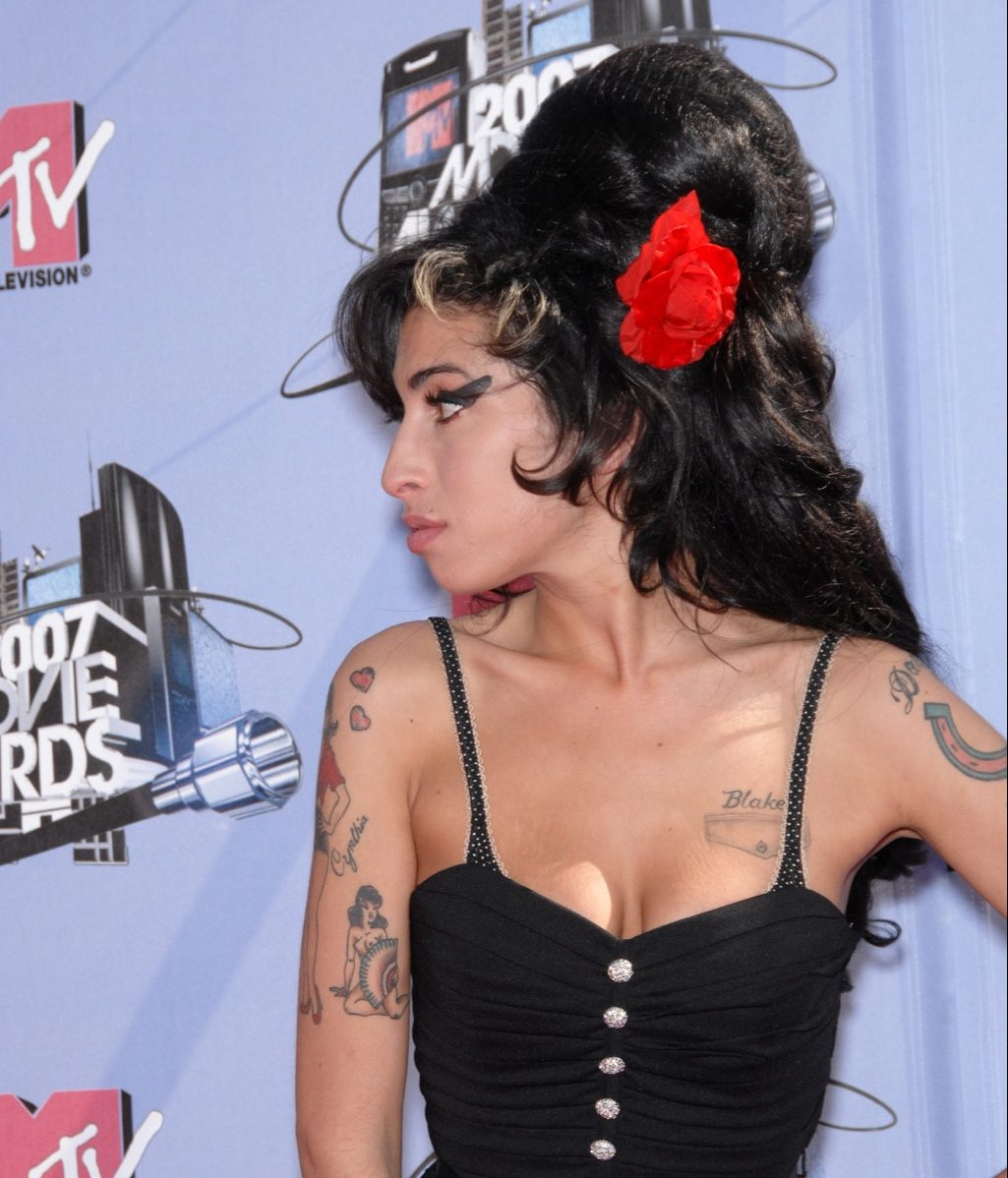 amy winehouse celebrity deaths hair