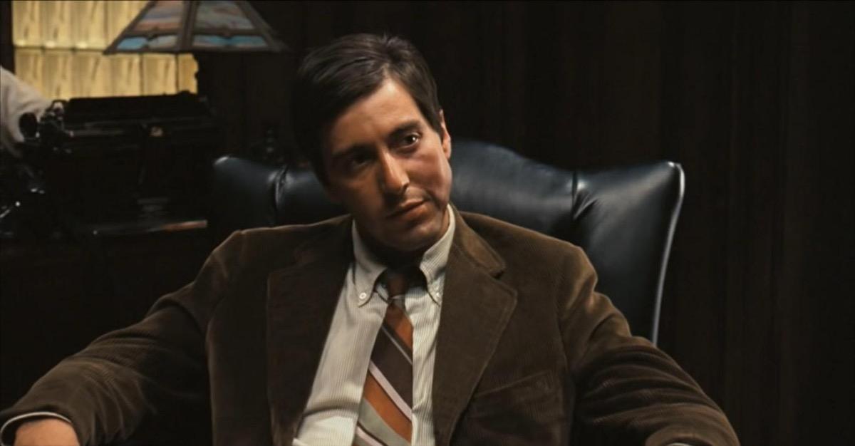 the godfather movie scene, movie quotes