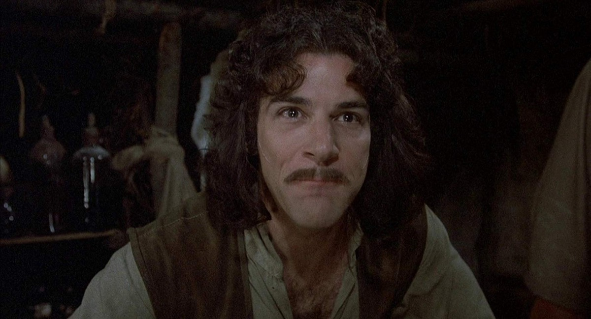 movie scene from the princess bride, movie quotes