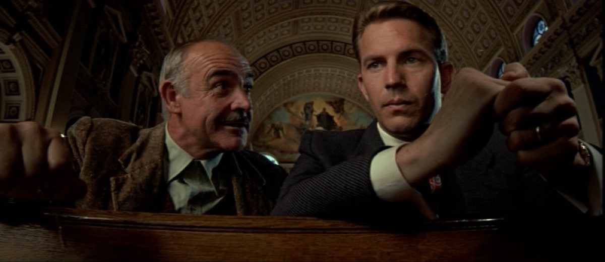 movie scene from the untouchables, movie quotes
