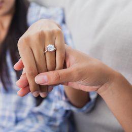 propose, engagement ring
