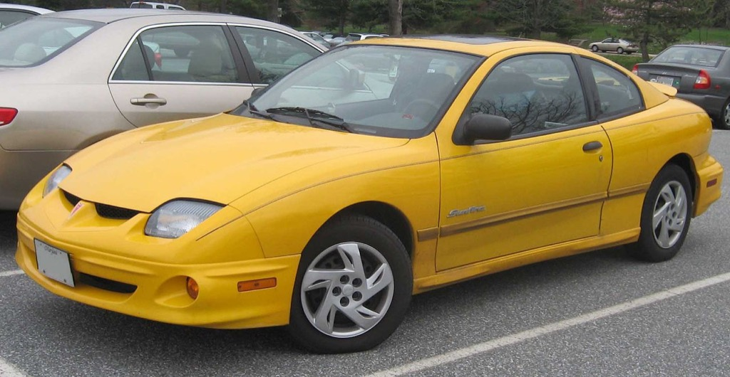 Pontiac_Sunfire_coupe rental cars