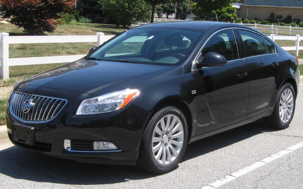 Buick_Regal rental cars
