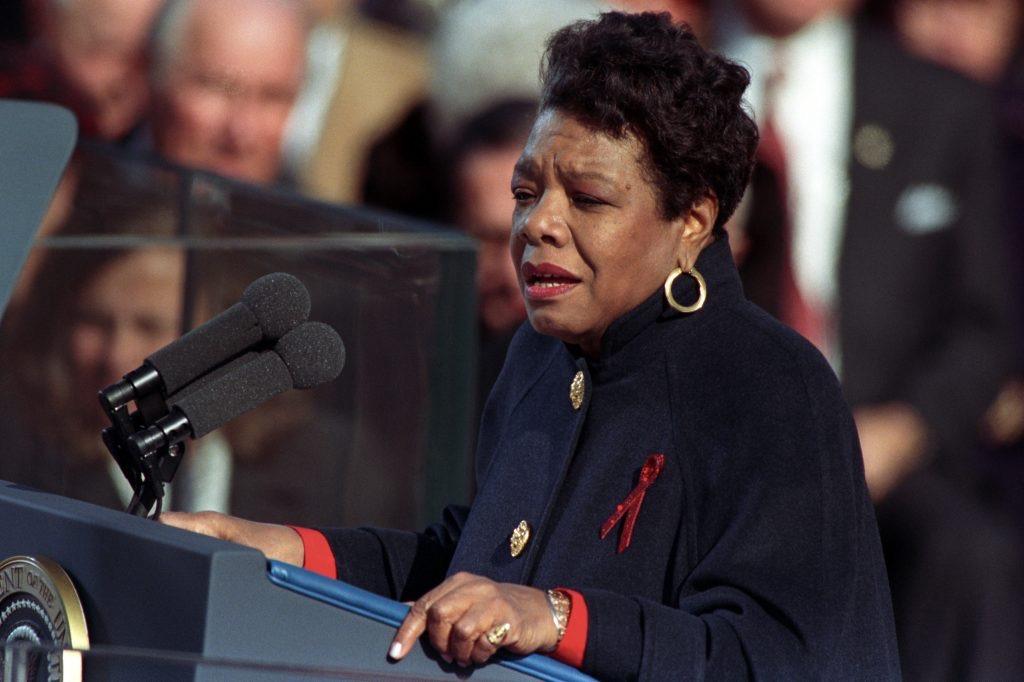 Maya Angelou, inspiring quotes