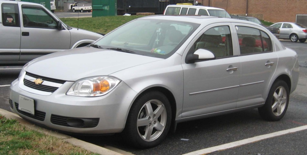 rental cars Chevrolet_Cobalt