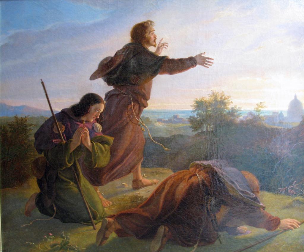 Religious pilgrims