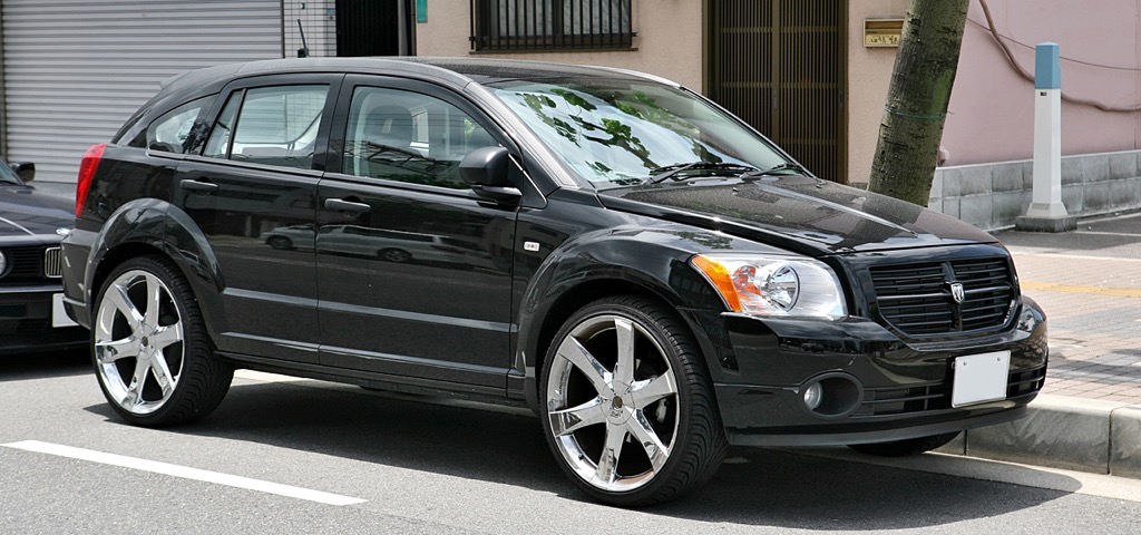 Dodge_Caliber rental cars