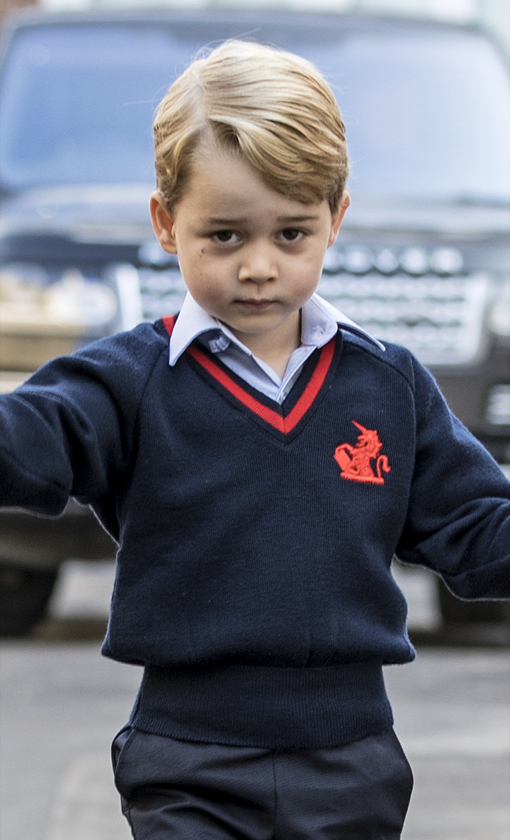 prince George has a dress code,Young Royals Changing British Monarchy