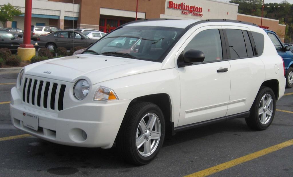 Jeep-Compass, worst cars