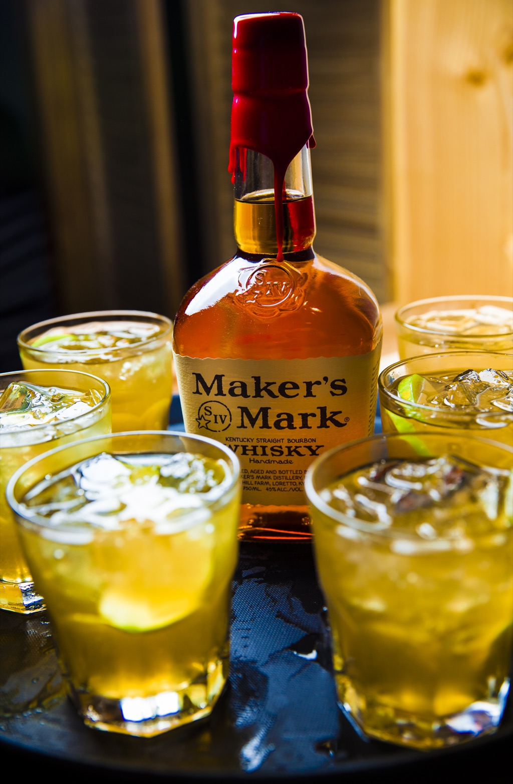 tailor made bourbon cocktails for Amazing Dinner Parties