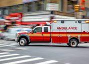 New York ambulance whizzing by, school nurse secrets