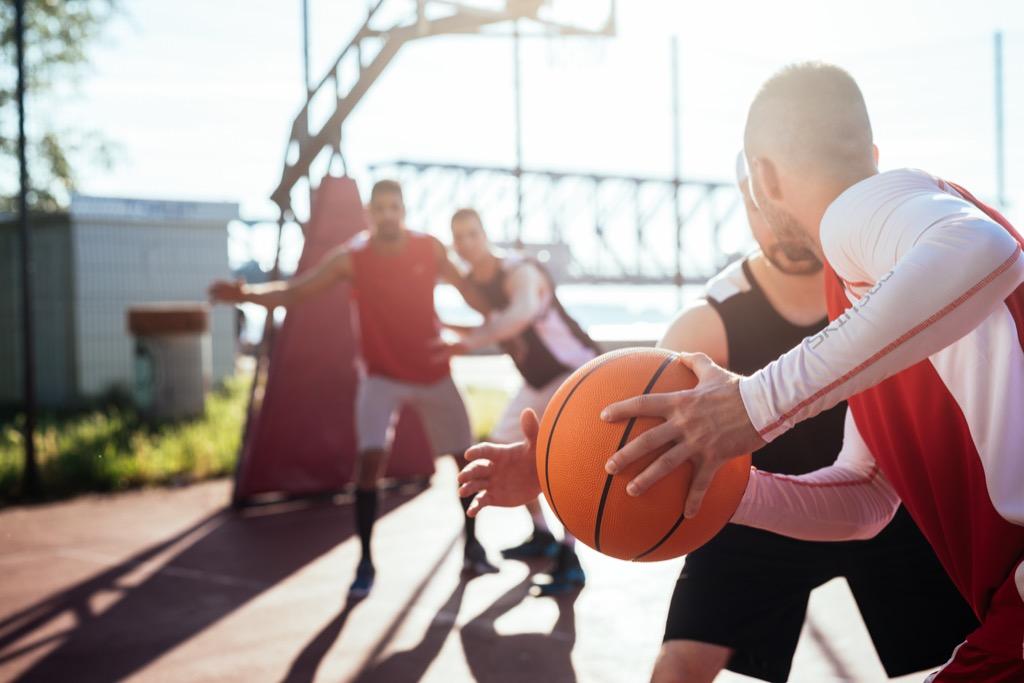 basketball chris cuomo