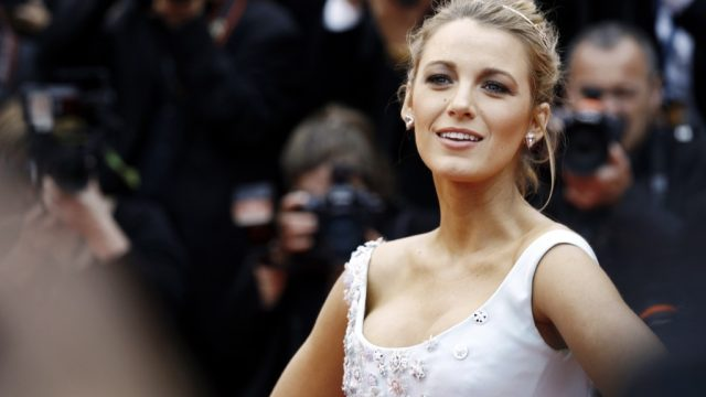 blake lively celebrities flying coach