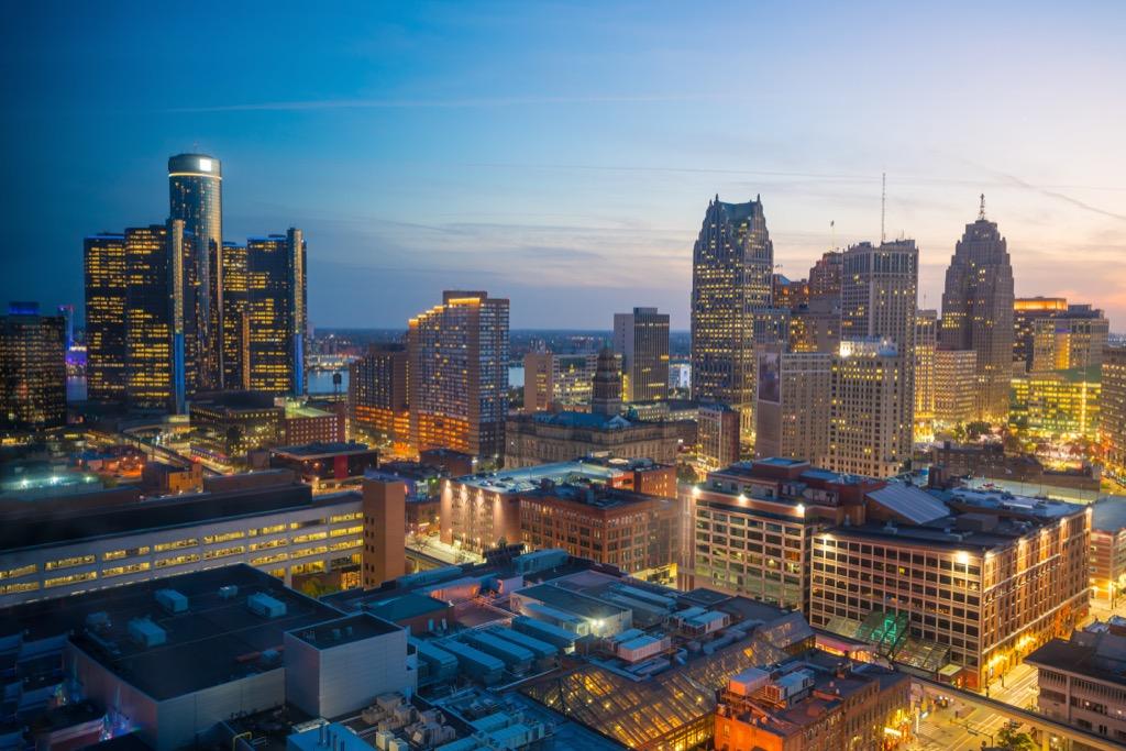 detroit michigan sleepless cities, best sports fans
