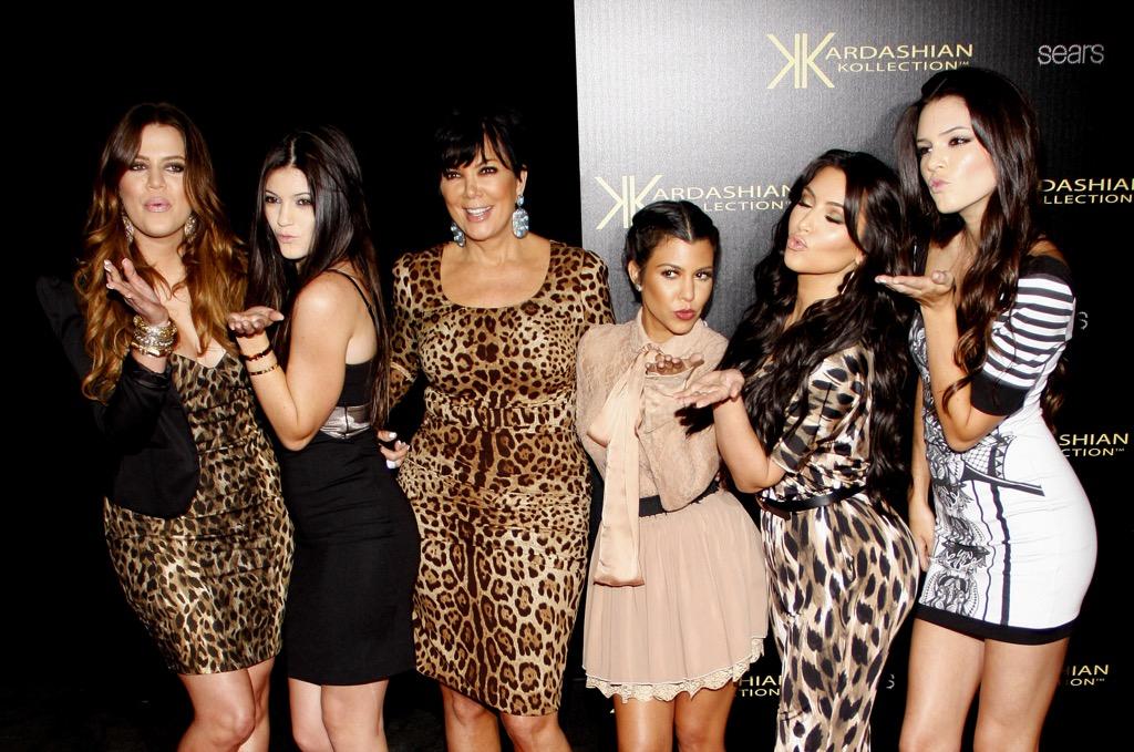 kardashians family siblings that teamed up