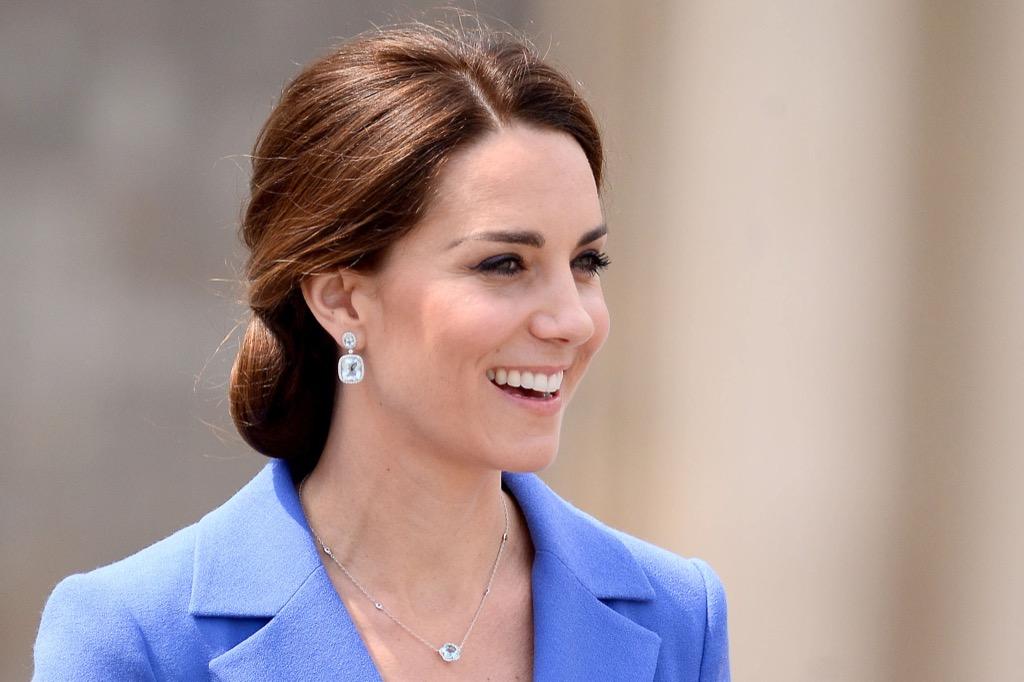 kate middleton posh words royals never say