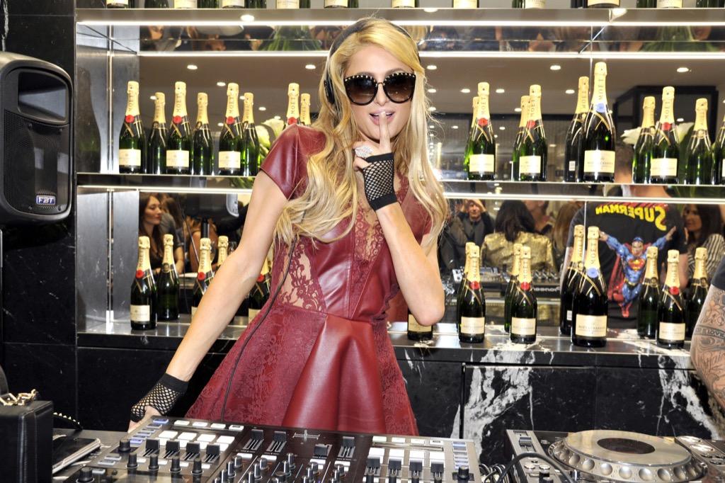 paris hilton engaged celebrity facts