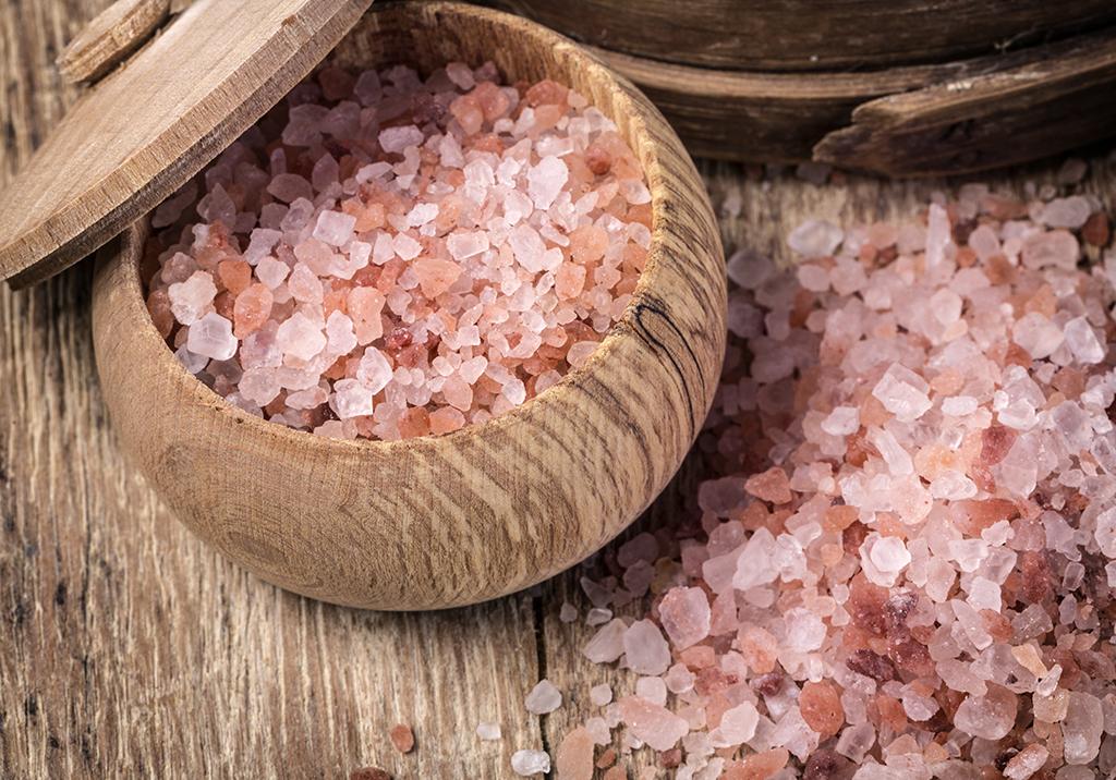 pink salt Ways to Prevent Heart Disease