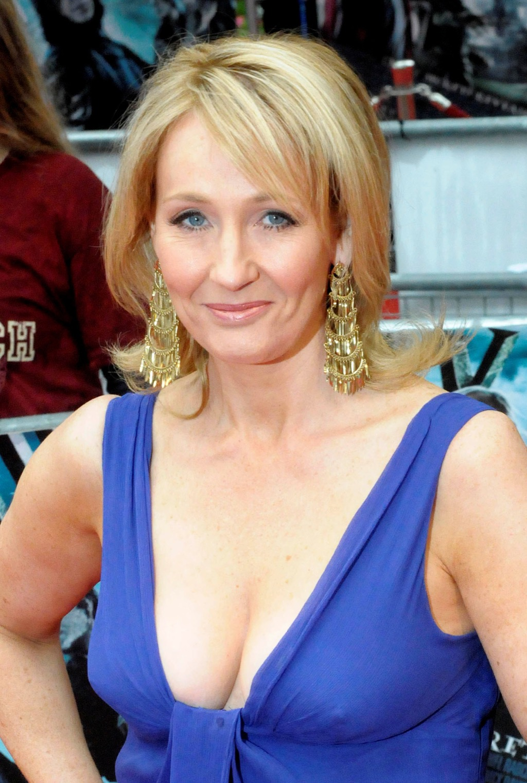 J.K. Rowling, inspiring quotes