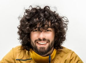 The Best Hairstyles for Men with Curly Hair