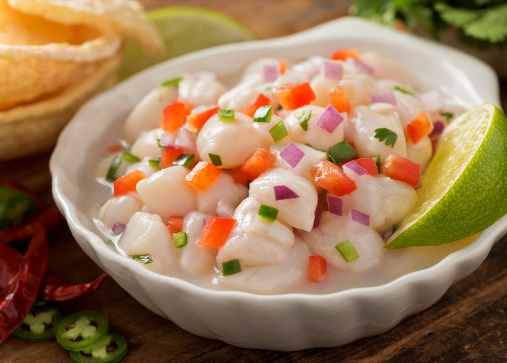 ceviche meals