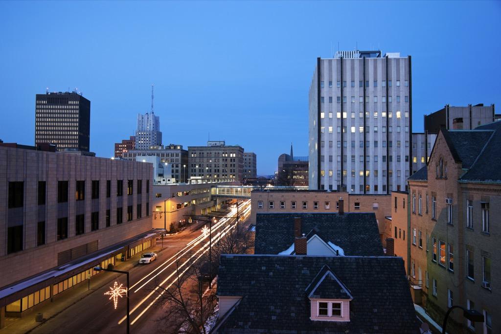 akron Ohio, sleepless cities