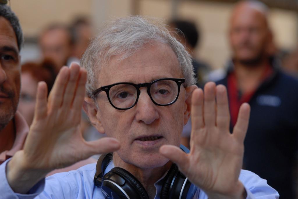 Woody Allen Jokes From Comedy Legends