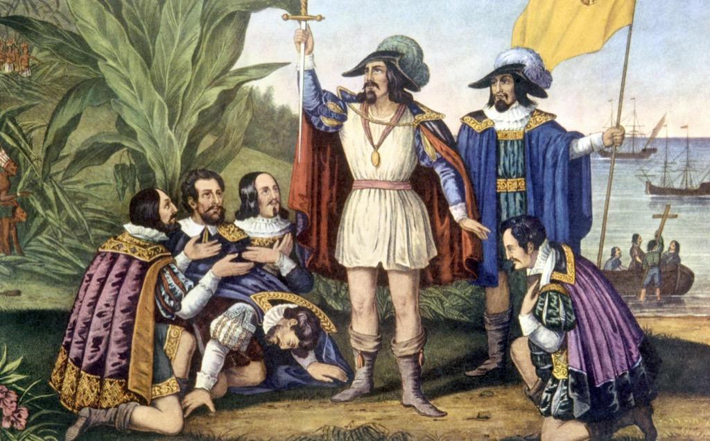 Explorer Christopher Columbus School Lessons