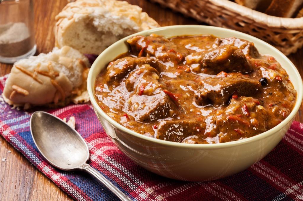 meals beef stew
