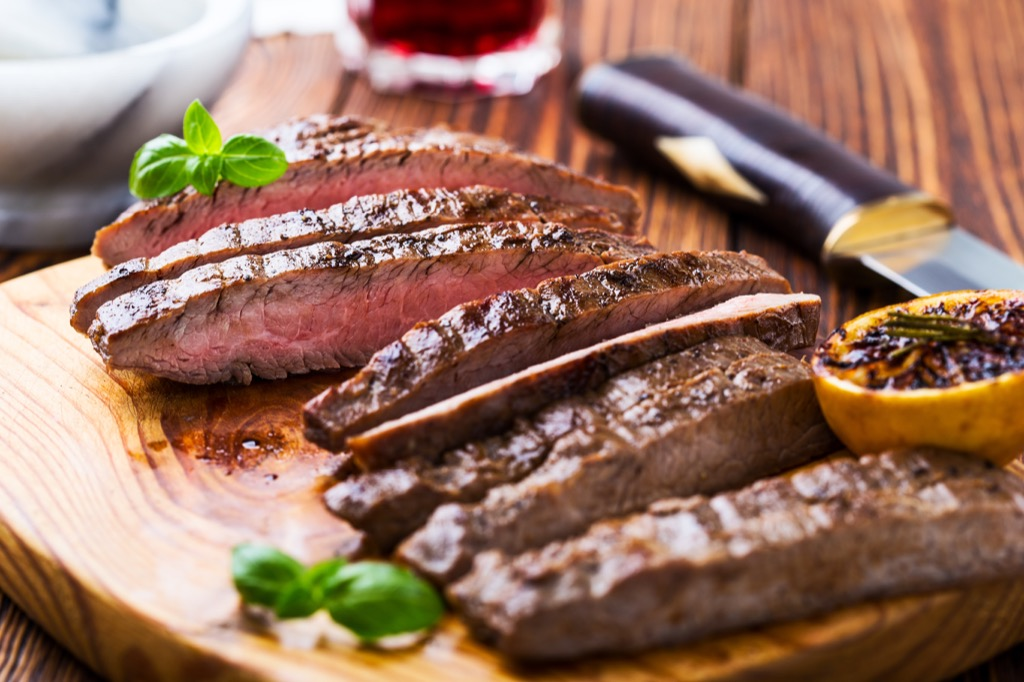 eating steak will give you a photographic memory