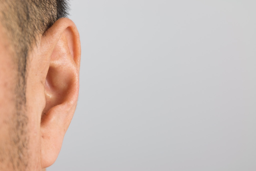 ear, ways your body changes after 40