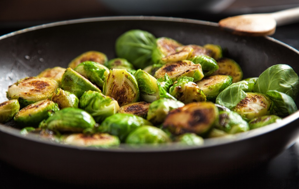 brussel sprouts, breast cancer prevention