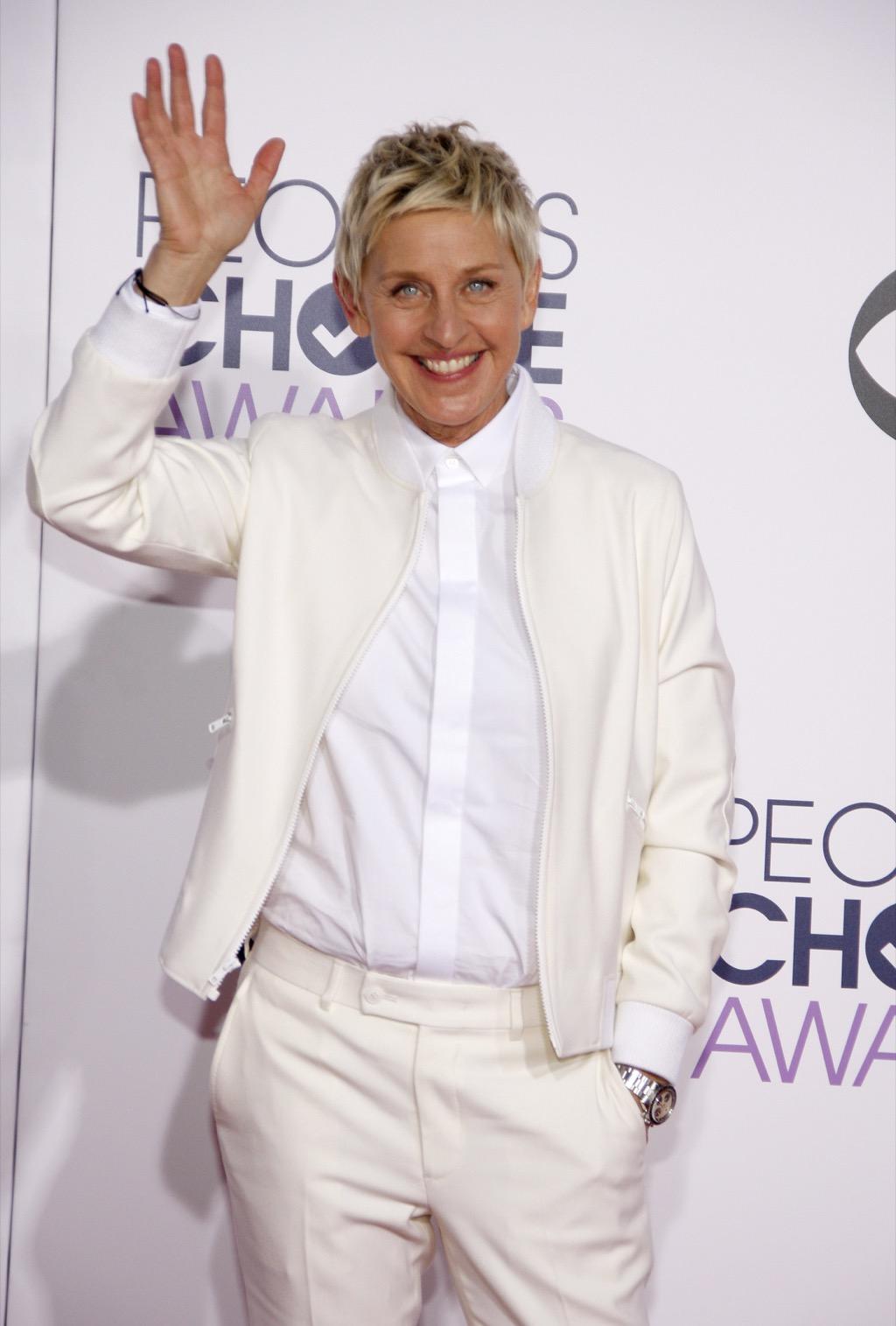Ellen DeGeneres Jokes From Comedy Legends